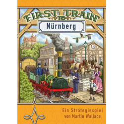 First Train to Nurnberg