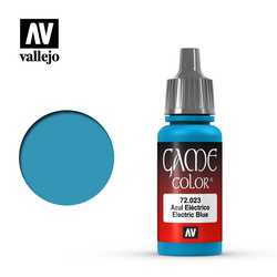 Vallejo Game Color: Electric Blue