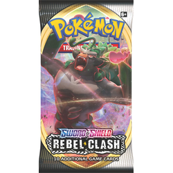 Pokemon TCG: Sword & Shield 2 Rebel Clash Booster Pack