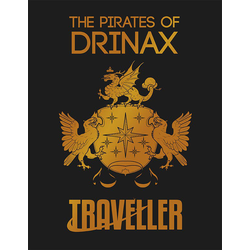 Traveller 4th ed: The Pirates of Drinax