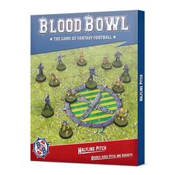 Blood Bowl: Halfling Pitch & Dugouts (2021)