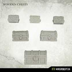 Wooden Chests (6)