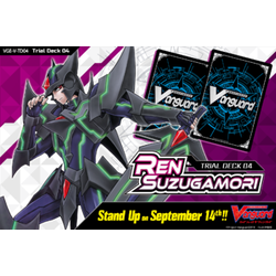 Cardfight!! Vanguard: Trial Deck Vol. 4: Ren Suzugamori