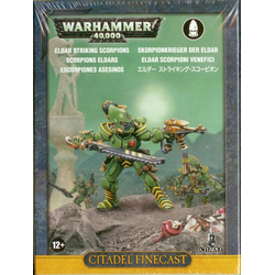 Eldar Striking Scorpions (finecast)