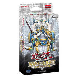 Yu-Gi-Oh! TCG: Wave of Light Structure Deck