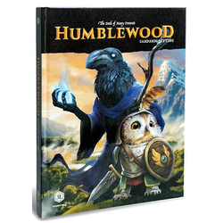 Humblewood: Campaign book