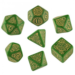 Pathfinder Dice Set: Jade Regent