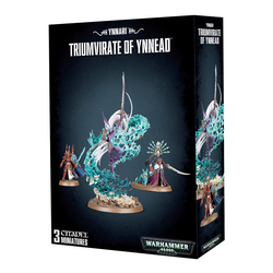 Craftworlds Ynnari: Triumvirate of Ynnead