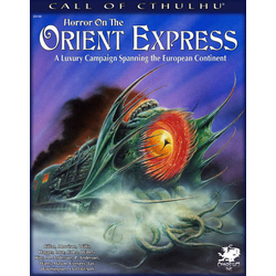 Call of Cthulhu: Horror on the Orient Express Campaign Box