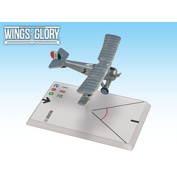 Wings of Glory: WWI Nieuport 17 (Baracca)