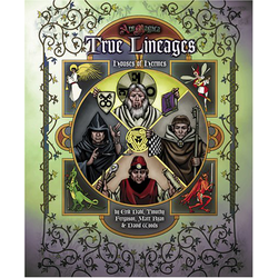 Ars Magica 5th ed: Houses of Hermes - True Lineages