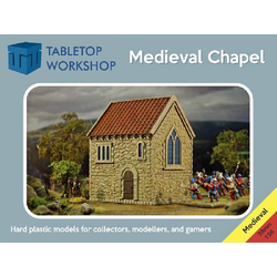 28mm Medieval Chapel