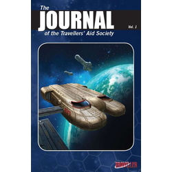 Traveller 4th ed: Journal of the Travellers Aid Society - Vol. 1