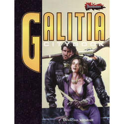 Bloodshadows: Galitia