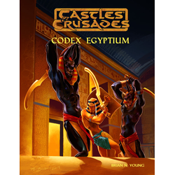 Castles & Crusades: Codex Egypteum