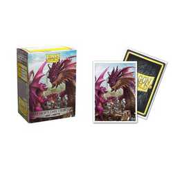 "Dragon Shield Sleeves - Standard Art Sleeves ""Father's Day Dragon"" (100 ct. in box)"