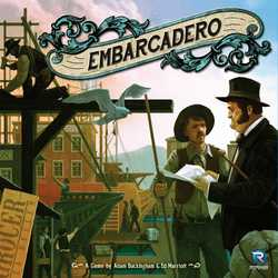 Embarcadero (inkl. Unsinkable KS-expansion)