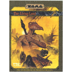 Torg: The Living Lands