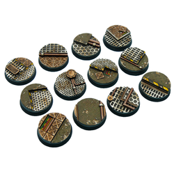 Tech Bases, Round 25mm (5)