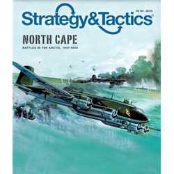Strategy & Tactics: Issue 292, North Cape