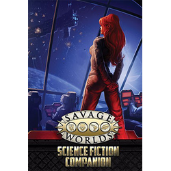Savage Worlds RPG: Science Fiction Companion