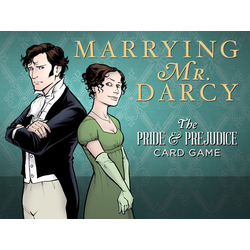 Marrying Mr. Darcy: The Pride & Prejudice Card Game
