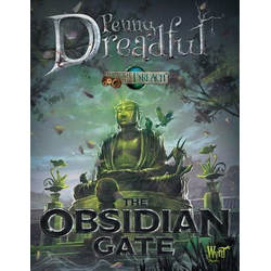 Through the Breach: Penny Dreadful - Obsidian Gate