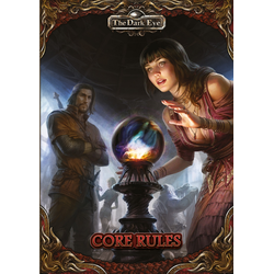 The Dark Eye: Core Rules (hardcover)