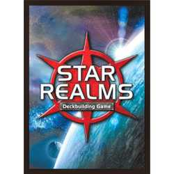 Card Sleeves Star Realms 67x92mm (60) (Legion Supplies)