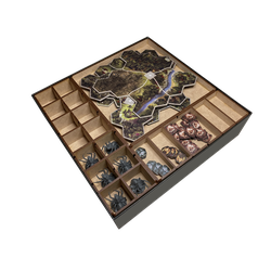 Go7Gaming Storage Solution for LOTR: Journeys in Middle-Earth: Shadowed Path