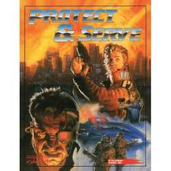 Cyberpunk 2020 (2nd ed): Protect and Serve
