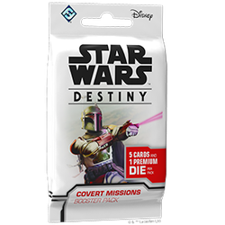 Star Wars: Destiny: Covert Missions Booster Pack
