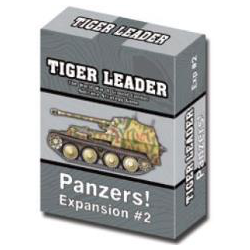 Tiger Leader: Exp 2 - Panzers!