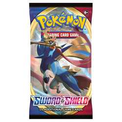 Pokemon TCG: Sword & Shield Booster Pack