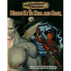 D&D 3.0: Diablo II: To Hell and Back
