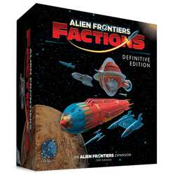 Alien Frontiers: Factions Expansion (Definitive Edition)