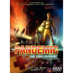 Pandemic: On the Brink Expansion (eng. regler)