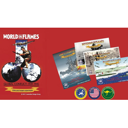 World in Flames: Collector's Edition Deluxe Expansion