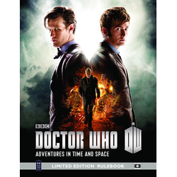 Doctor Who: Adventures in Time and Space Limited Edition Rulebook