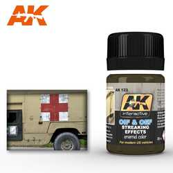 Effect: Oif & Oef - US Vehicles Streaking Effects (35ml)