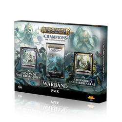 Warhammer Age of Sigmar: Champions - Warband Collectors Pack Serie 1