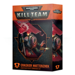 Kill Team: Commander Crazker Matterzhek