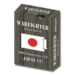 Warfighter WWII: Expansion 14 - Japan 1