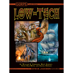 GURPS 4th ed: Low-Tech