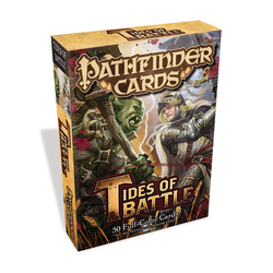 Pathfinder Cards: Tides of Battle