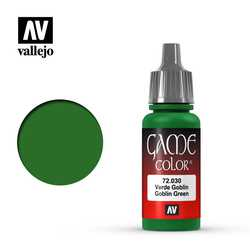 Vallejo Game Color: Goblin Green