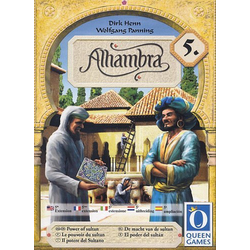 Alhambra: Power of the Sultan expansion (exp 5)