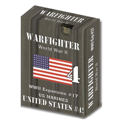 Warfighter WWII: Expansion 17 - United States 4 (US Marines 2)