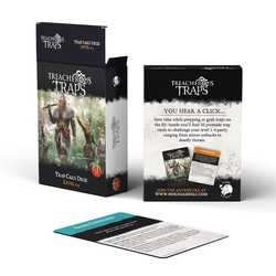 Nord Games: Treacherous Traps - Trap Card Deck CR 1-4