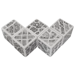 DungeonMorph Dice: Villages Set